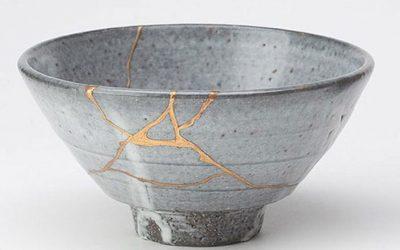 Kintsugi: il metodo tradizionale