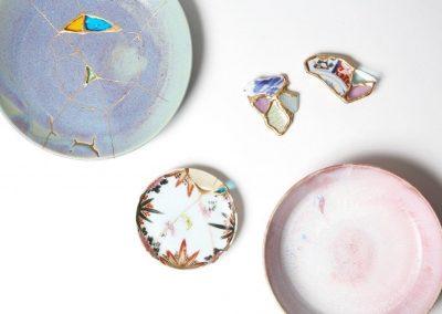 Oggetti realizzati da Tomomi Kamoshita | Objects created by Tomomi Kamoshita