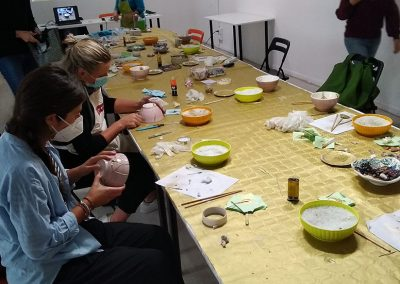Workshop Kintsugi Moderno Roma 11 ottobre 2020 21