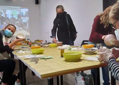 Workshop Kintsugi Moderno Roma 11 ottobre 2020 24