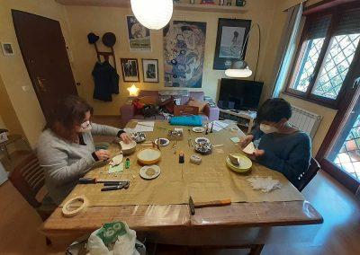 Kintsugi Moderno | Workshop a Casa | 23-01-2021